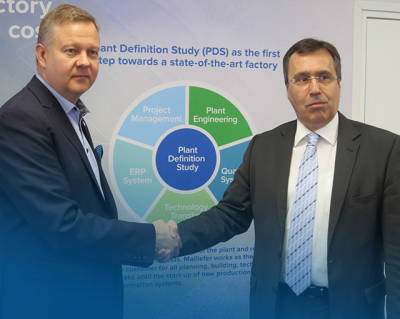 Strong Partnership in Maillefer Factory System