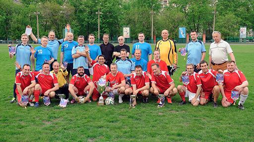 Success at wire Russia 2015 - Also Regarding Soccer!