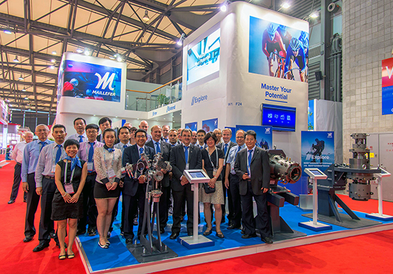 Successful Wire & Cable Show in Shanghai