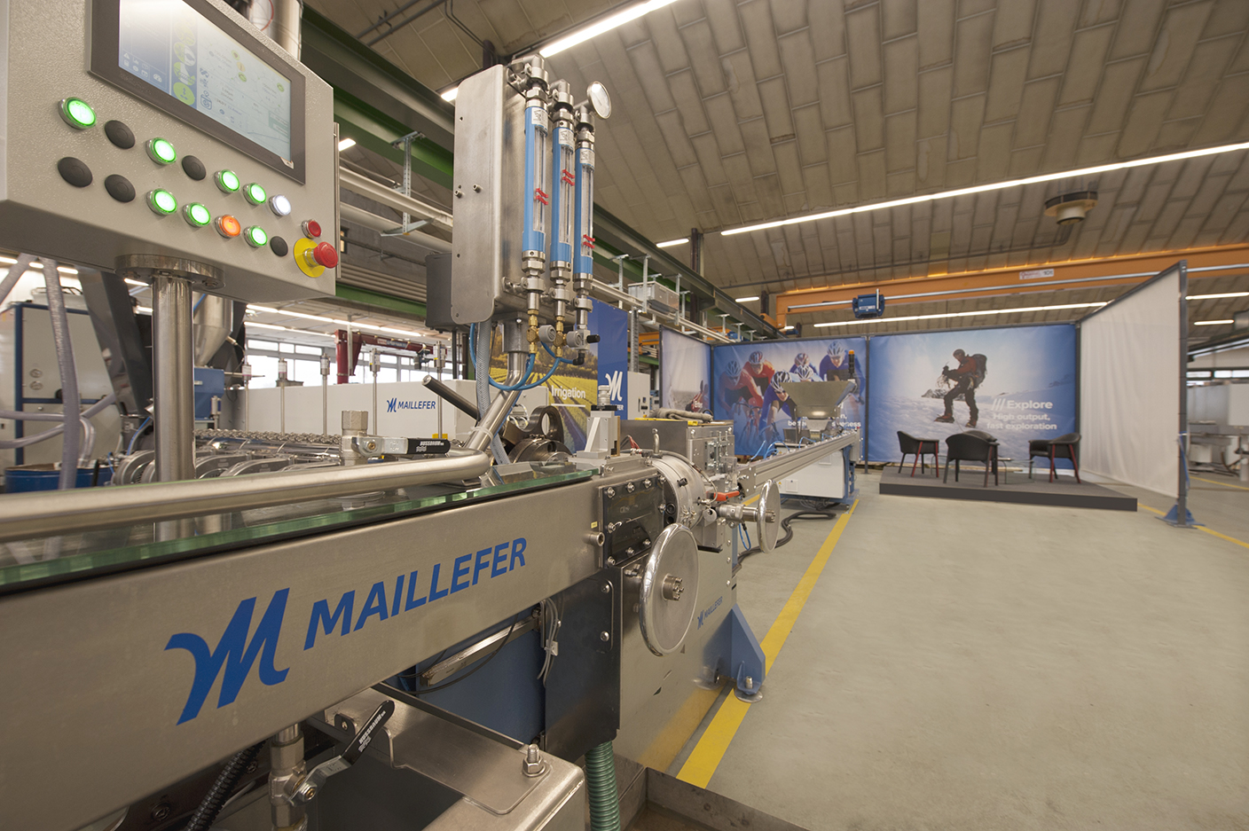 Pipe R&D Center Made Official